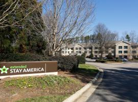 Extended Stay America - Raleigh - North Raleigh