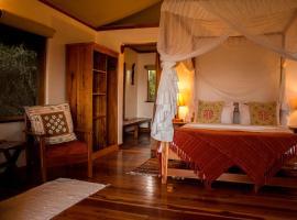 Ziwa Bush Lodge, Baruti West