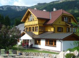 Apartment Schloemicher Leopold und Birgitt, Pichl bei Aussee (nära Reith)