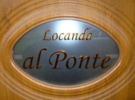Alloggio Al Ponte, Castelgomberto