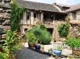 Chambres d'Hôtes Le Puits d'Amour, Mirandol-Bourgnounac (рядом с городом Castelmary)