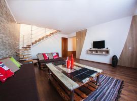 DayNight Apartments on Suvorova, Vitebsk (Luzhesno yakınında)