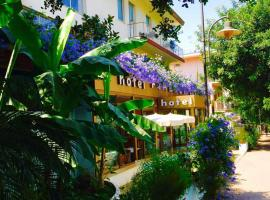 Hotel Ristorante Firenze, Ospedaletti