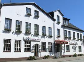 Hotel Hinz, Bad Oldesloe (Grabau yakınında)