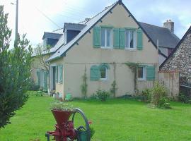 Chez Arthur, Cherrueix (рядом с городом Le Vivier-sur-Mer)