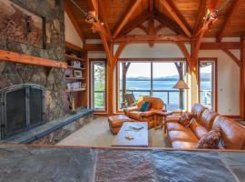 Bottle Bay Lakefront Lodge, Sandpoint