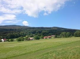 Ubytování Na Vyhlídce, Holubov (Křemže yakınında)