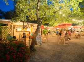 Camping Verdon- Le Lavandin, Esparron-de-Verdon