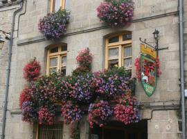 Chambres d'Hôtes A la Garde Ducale, Moncontour (рядом с городом Ploeuc)