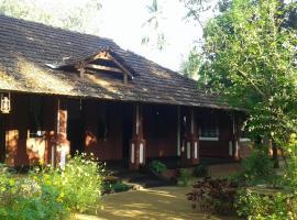 Big Banana Island Retreat, North Paravur (рядом с городом Kodungallūr)