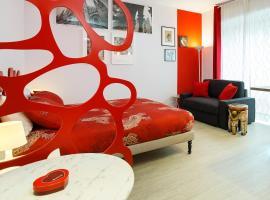 Giardino Rosso, Milano (Vigentino yakınında)