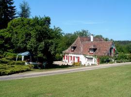 Le Clos des Archers, Laveyssière (рядом с городом La Visayre)
