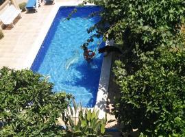 Apartamento Mar y Montaña, Argentona (La Roca yakınında)