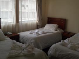 Hotel American, Ovalle (Samo Bajo yakınında)