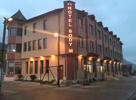 Hotel Body M, Vratsa