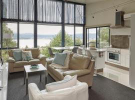 Tamar River Apartments, Rosevears (Grindelwald yakınında)