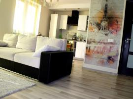 Apartment Domeiko 11, Baranavichy (Grudy yakınında)