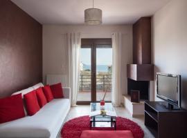 Myriam Spa & Luxury Suites, Монемвазия (рядом с городом Limín Iérakos)
