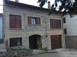Casa rural Bal D'Onsella, Lobera de Onsella (рядом с городом Pintano)