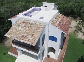 Casa Branca - Luxury Mediterranean Villa, Jericoacoara (Caiçara yakınında)