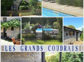 Les Grands Coudrais, Civray (рядом с городом Lizant)