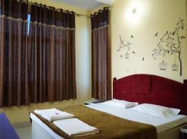 Hotel Sunset, Orchha