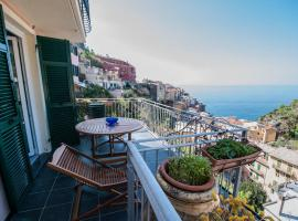 Luxury Seaview Apartments Manarola