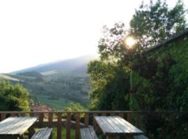 Terre Celesti: Appartamento Girasole, Mercato Vecchio (Frontino yakınında)