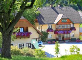 Pension Glitschnerhof, Aigen im Ennstal (Stainach yakınında)