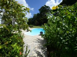 Villa Sapotille, Le Moule (рядом с городом Blanchet)