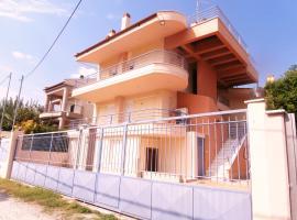 Georgios Apartments, Sotirítsa (рядом с городом Velika)