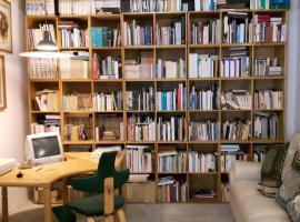 Casa dell'Editore - Books & Breakfast, Rimini (Berdekatan Cerasolo)