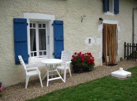 Maison Des Fleurs, Nieuil (рядом с городом Suaux)