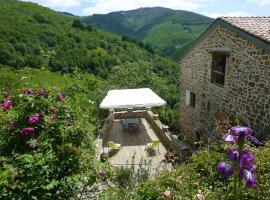 La Calade Chambres d'Hôtes & Espace Bien-Etre, Chirols