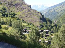 Hameau de Lannaz - Evolène, Lannaz