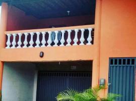 Casa na Serra O Alemão, Mulungu (Limão yakınında)