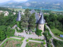 Chateau De Picomtal, Crots