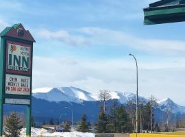Alpine Lodge Motel & Restaurant, Grande Cache