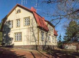 Villa Högbo, Iniö (рядом с городом Lappo)