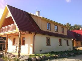 Tammepiiga Puhkemaja, Suure-Lähtru (Kullamaa yakınında)