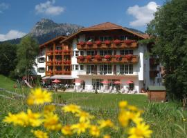 Hotel Bogner Hof, Tannheim