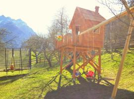 Linderhof, Leisach (Amlach yakınında)
