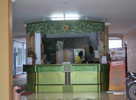 New Merdeka Hotel, Jember (рядом с городом Бондовосо)