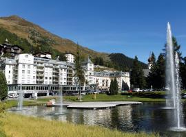 Hotel Seehof, Davos (Davos Dorf yakınında)