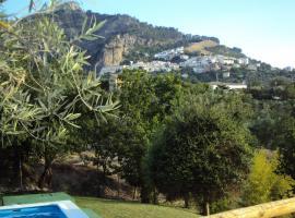 Finca los Prados, La Iruela