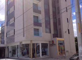 Etiqueta Hotel, Santa Cruz do Capibaribe