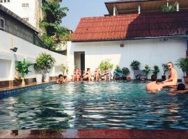 Vang vieng centralpark hotel, Vang Vieng