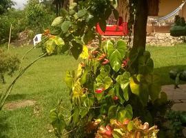 Pousada Sempre Viva, Milho Verde (Costa Sena yakınında)