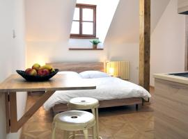 Keglevich Palace - Beethoven Apartments