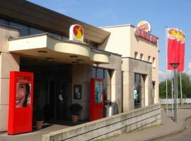 Rasthof und Motel Fernthal, Neustadt (Obersteinebach yakınında)